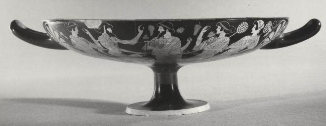 Maenad Cup, courtesy of British Museum